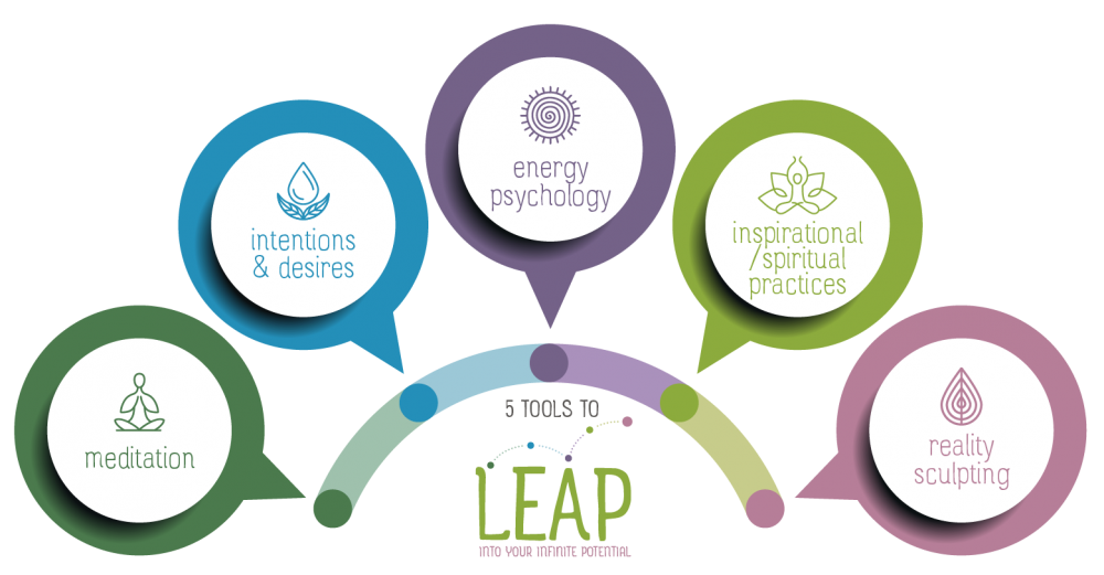 5 Elements of the LEAP Program